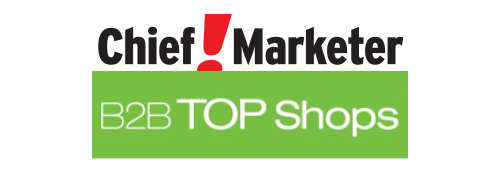 Red House B2B Marketing Named a 2017 B2B Top Shop
