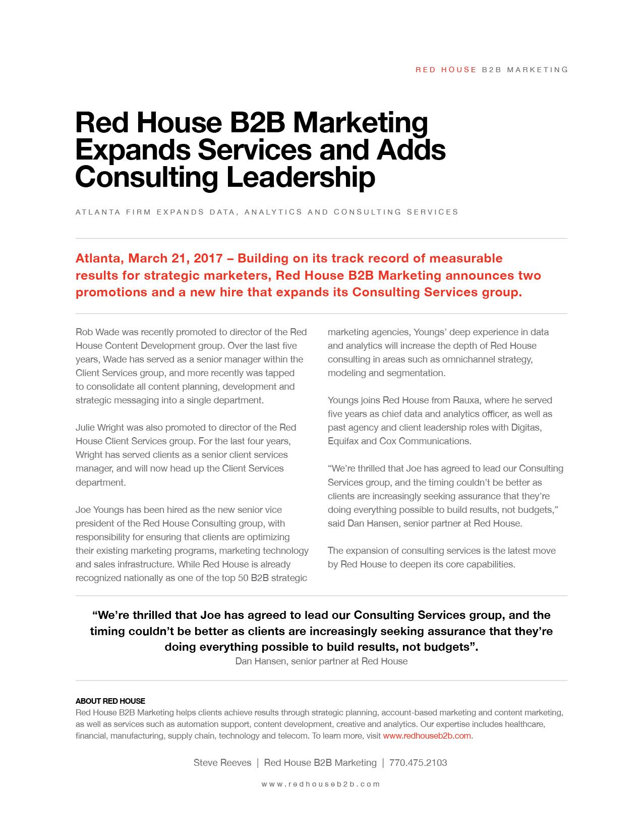 RHB2BMarketingExpandsServicesAddsConsultingLeadership_20170822