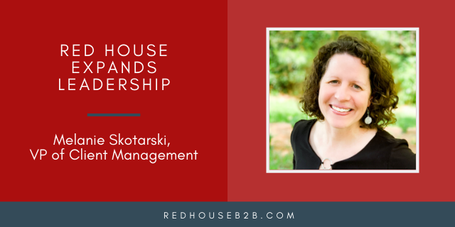 Red House B2B Marketing Adds Leadership in Client Management